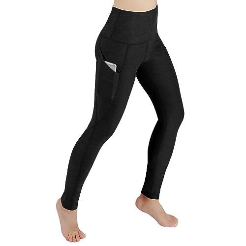 f1095abae255bc Buy ODODOS High Waist Out Pocket Yoga Pants Tummy Control Workout Running 4  Way Stretch Yoga Leggings with Ubuy Singpore. B07C98263Y
